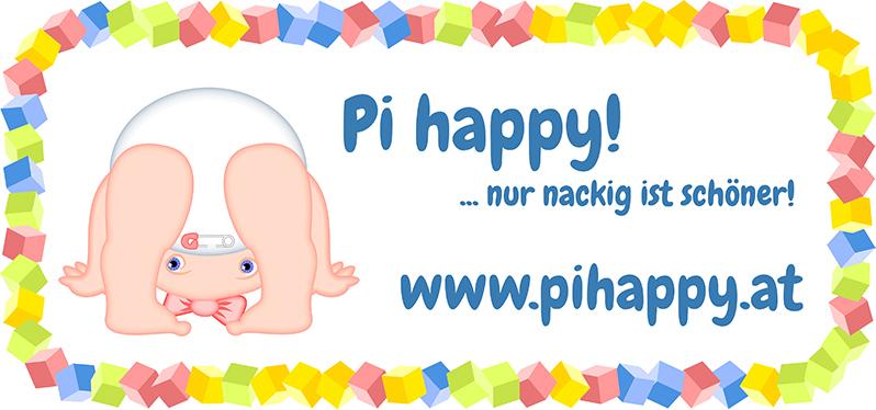 Logo von Pi happy!